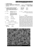 GRAPHENE-MODIFIED LITHIUM IRON PHOSPHATE POSITIVE ELECTRODE ACTIVE     MATERIAL, PREPARATION OF THE SAME AND LITHIUM-ION SECONDARY CELL diagram and image