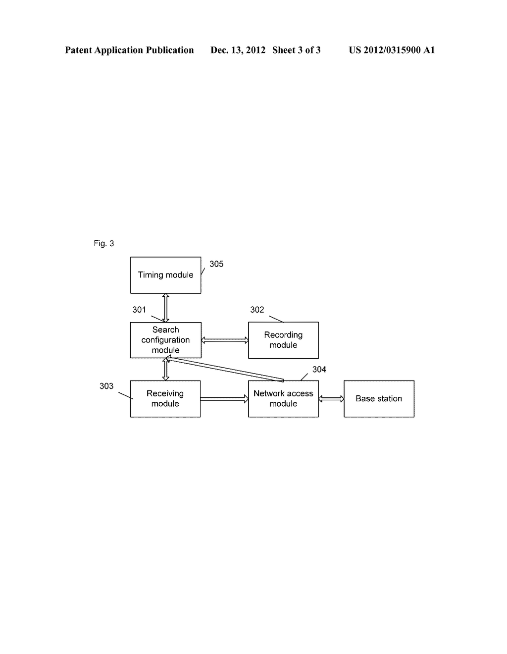 Method and apparatus for switching between different network standards - diagram, schematic, and image 04
