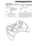 VIDEO GAME CONTROLLER diagram and image