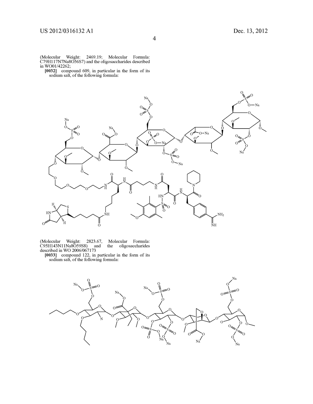PHARMACEUTICAL ORAL DOSAGE FORM CONTAINING A SYNTHETIC OLIGOSACCHARIDE - diagram, schematic, and image 05