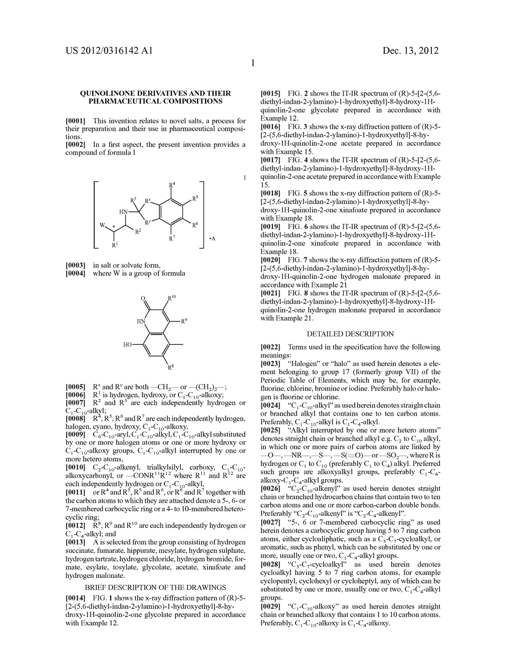 QUINOLINONE DERIVATIVES AND THEIR PHARMACEUTICAL COMPOSITIONS - diagram, schematic, and image 06