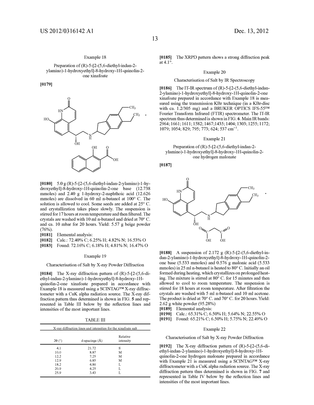 QUINOLINONE DERIVATIVES AND THEIR PHARMACEUTICAL COMPOSITIONS - diagram, schematic, and image 18