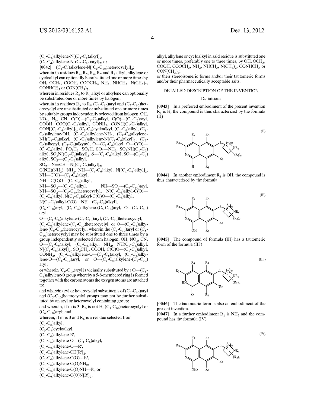 SUBSTITUTED ISOQUINOLINEAND ISOQUINOLINONE DERIVATIVES - diagram, schematic, and image 05