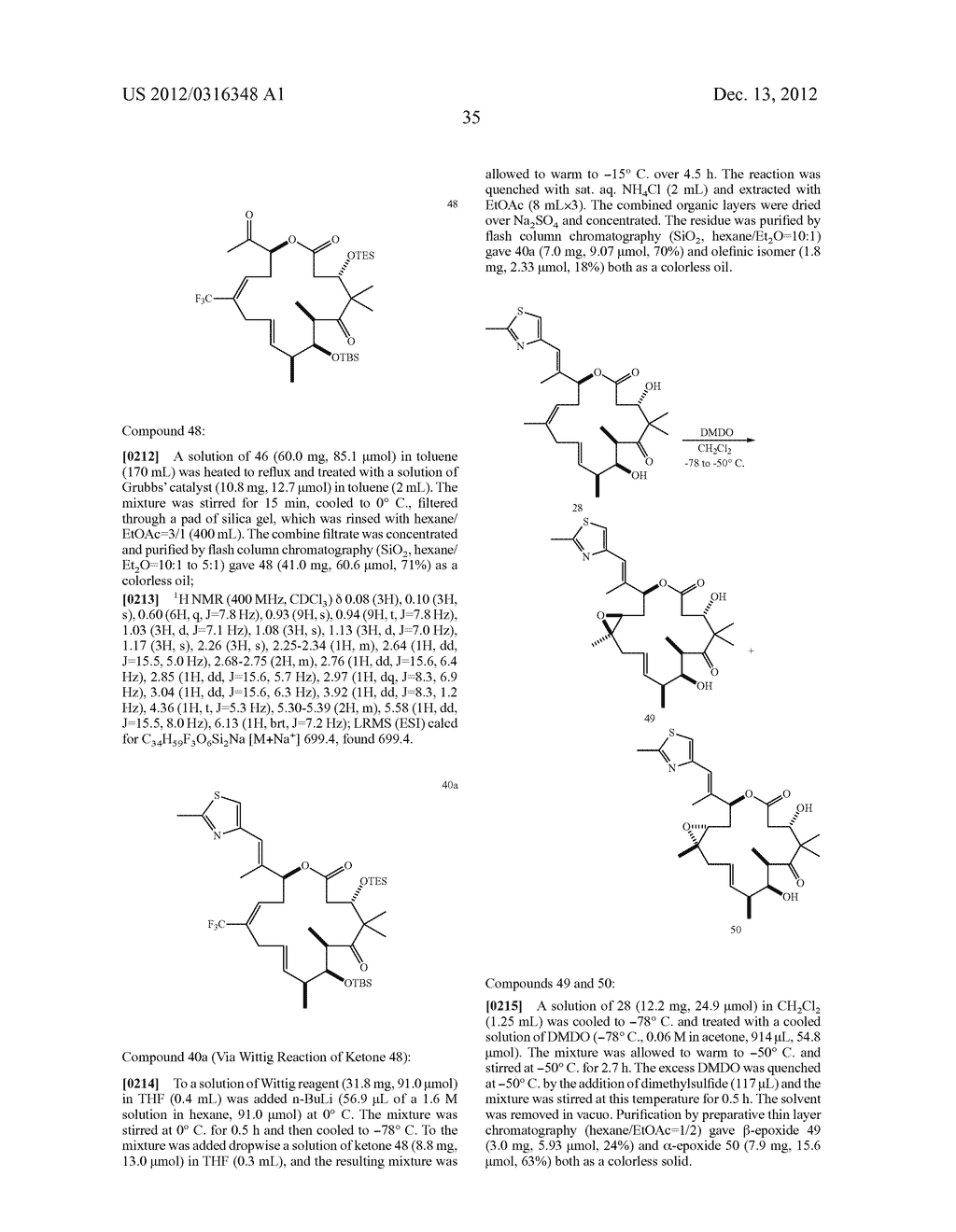 SYNTHESIS OF EPOTHILONES, INTERMEDIATES THERETO AND ANALOGUES THEREOF - diagram, schematic, and image 106