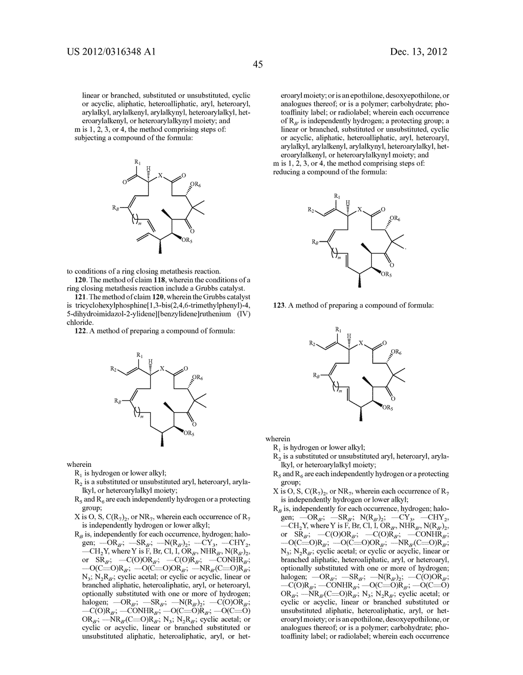 SYNTHESIS OF EPOTHILONES, INTERMEDIATES THERETO AND ANALOGUES THEREOF - diagram, schematic, and image 116