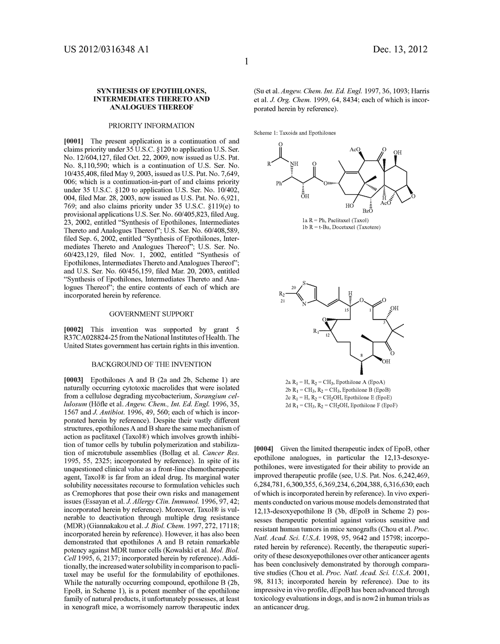SYNTHESIS OF EPOTHILONES, INTERMEDIATES THERETO AND ANALOGUES THEREOF - diagram, schematic, and image 72