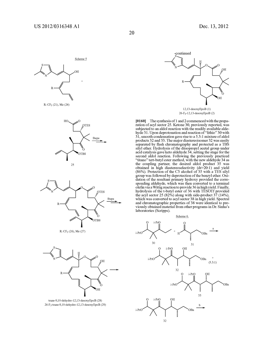 SYNTHESIS OF EPOTHILONES, INTERMEDIATES THERETO AND ANALOGUES THEREOF - diagram, schematic, and image 91