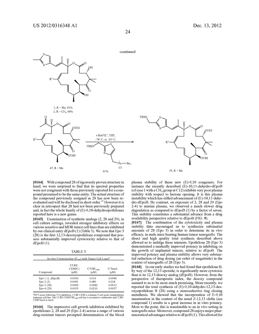 SYNTHESIS OF EPOTHILONES, INTERMEDIATES THERETO AND ANALOGUES THEREOF - diagram, schematic, and image 95