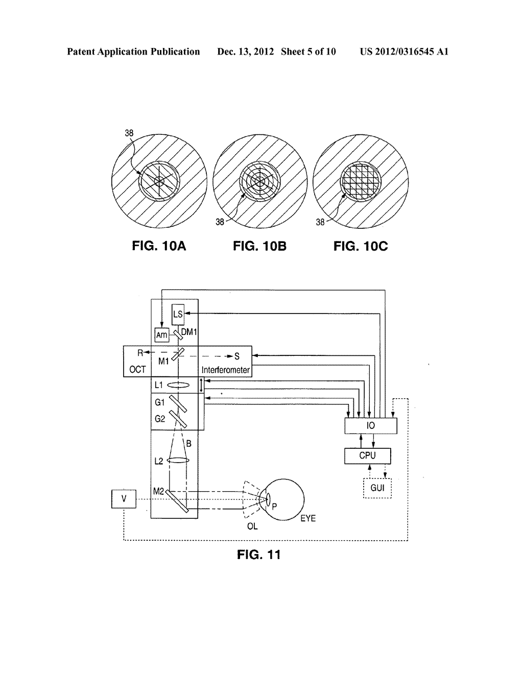 METHOD AND APPARATUS FOR PATTERNED PLASMA-MEDIATED LASER TREPHINATION OF     THE LENS CAPSULE AND THREE DIMENSIONAL PHACO-SEGMENTATION - diagram, schematic, and image 06
