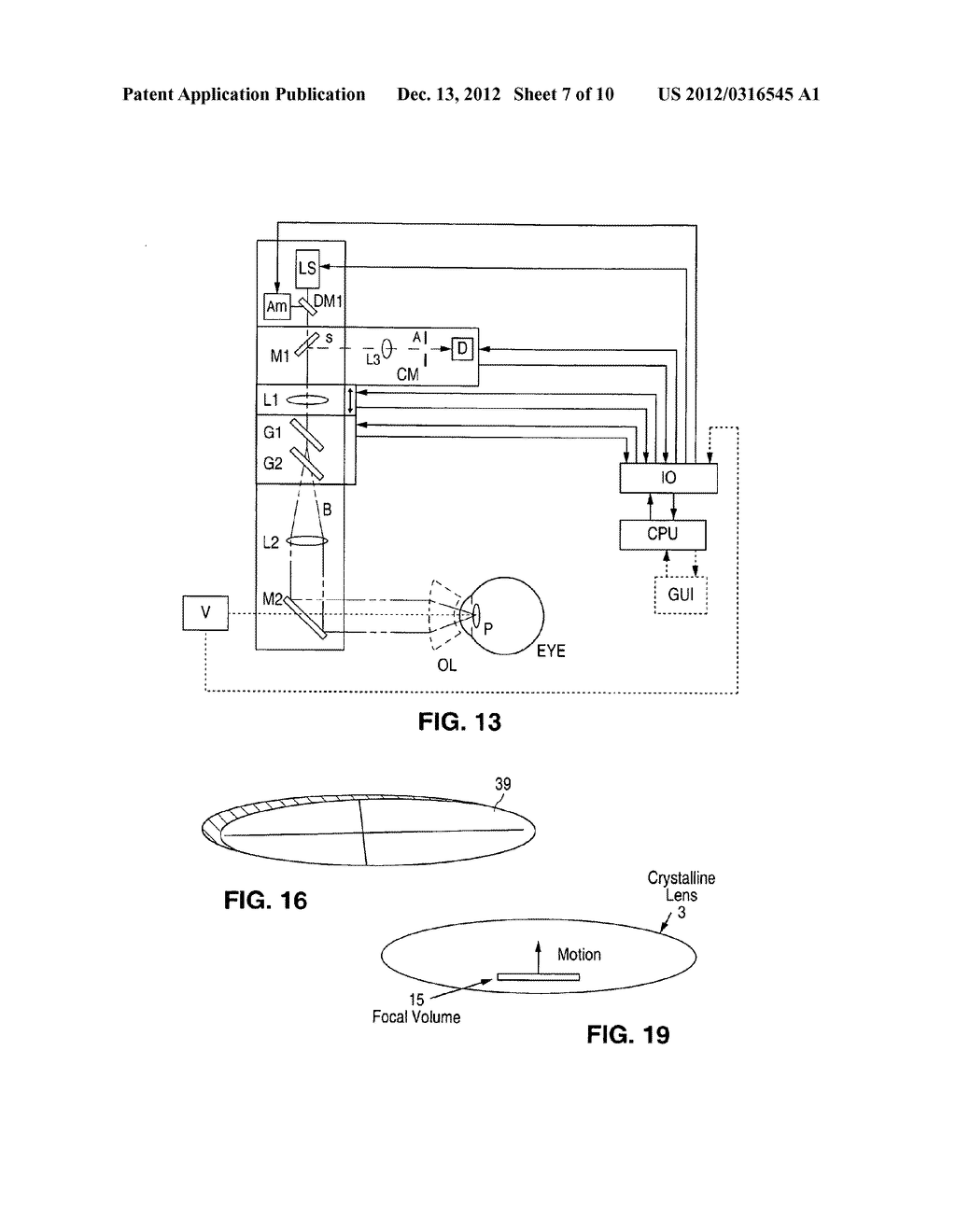 METHOD AND APPARATUS FOR PATTERNED PLASMA-MEDIATED LASER TREPHINATION OF     THE LENS CAPSULE AND THREE DIMENSIONAL PHACO-SEGMENTATION - diagram, schematic, and image 08