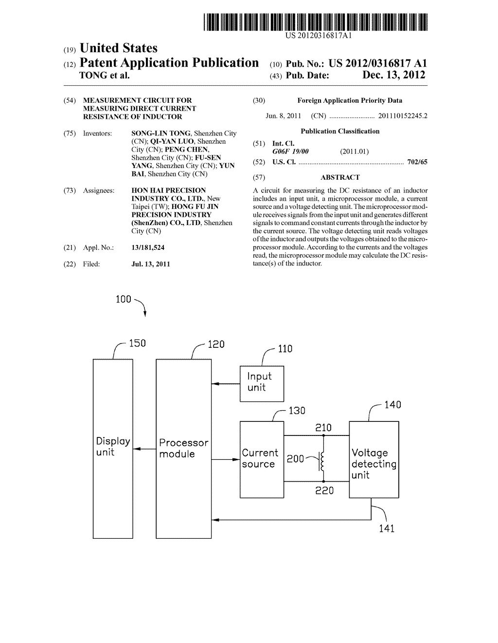 Measurement Circuit For Measuring Direct Current Resistance Of Diagram Inductor Schematic And Image 01