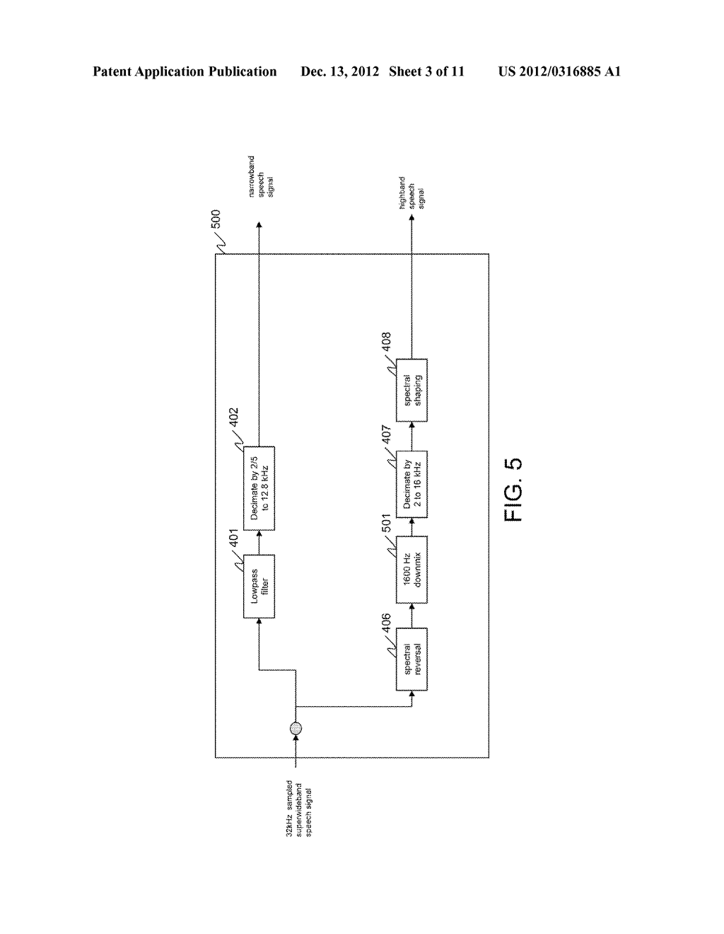 METHOD AND APPARATUS FOR ENCODING A SIGNAL - diagram, schematic, and image 04