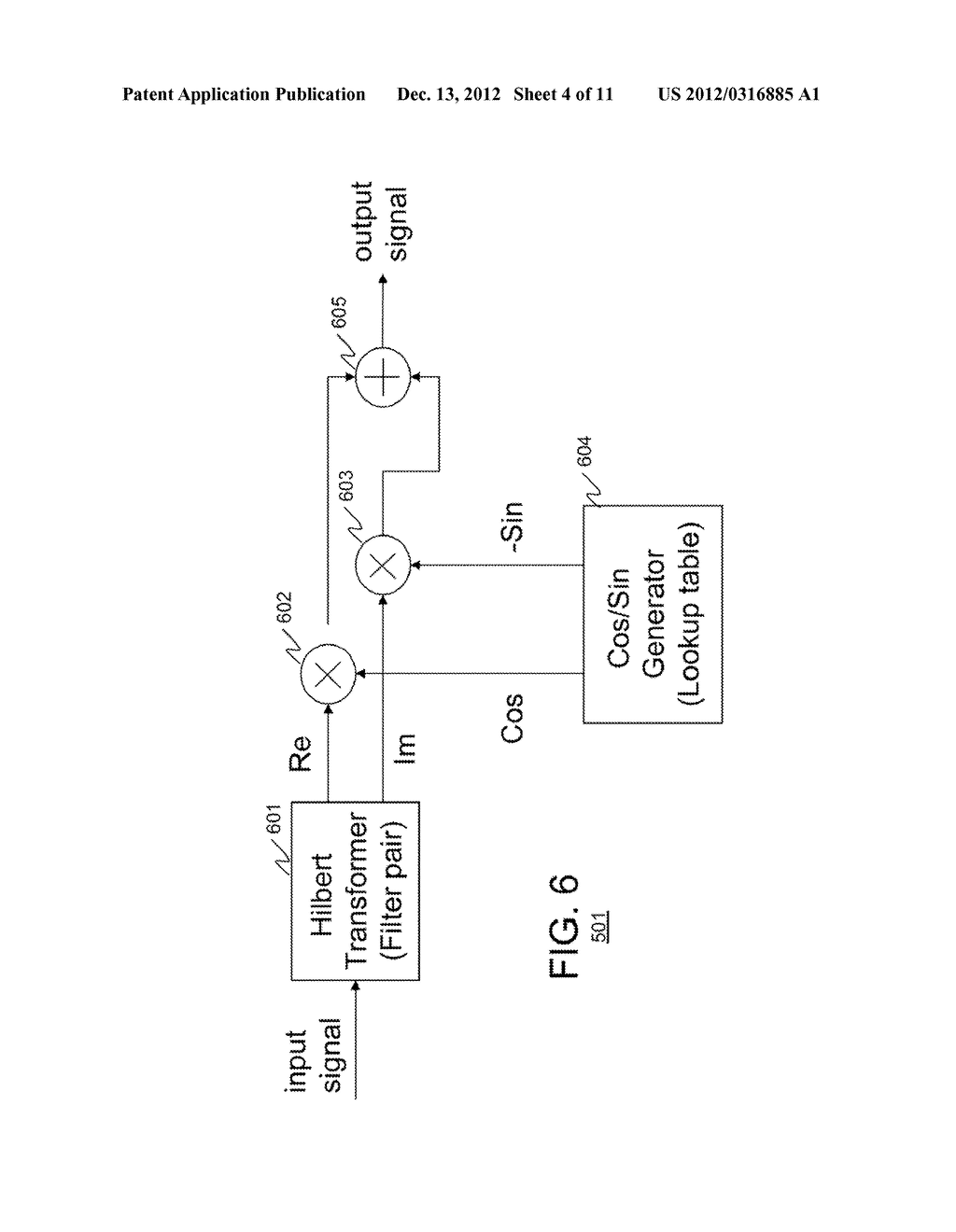 METHOD AND APPARATUS FOR ENCODING A SIGNAL - diagram, schematic, and image 05