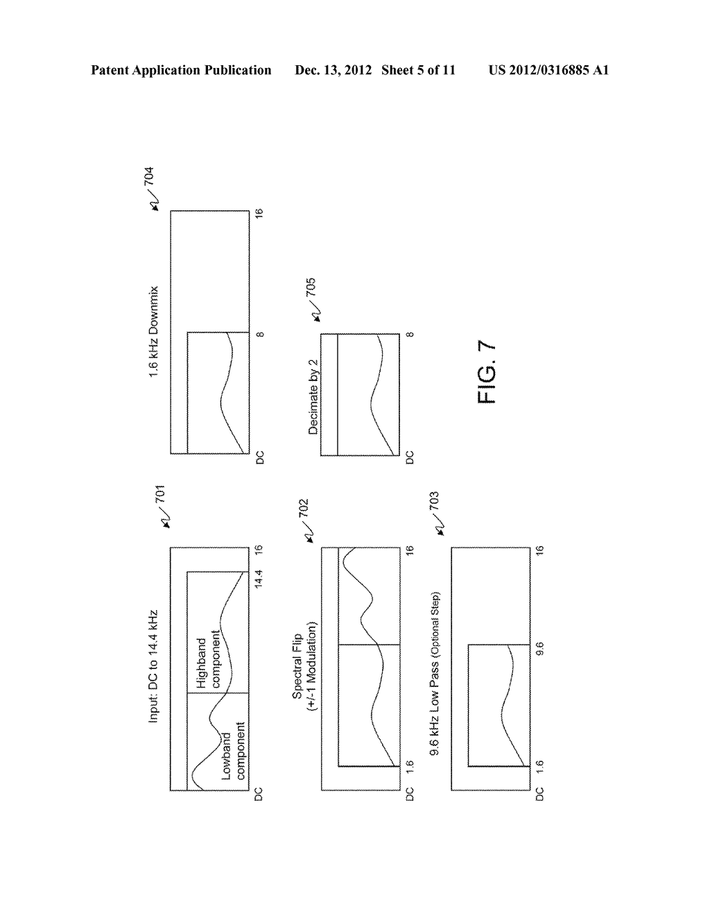 METHOD AND APPARATUS FOR ENCODING A SIGNAL - diagram, schematic, and image 06