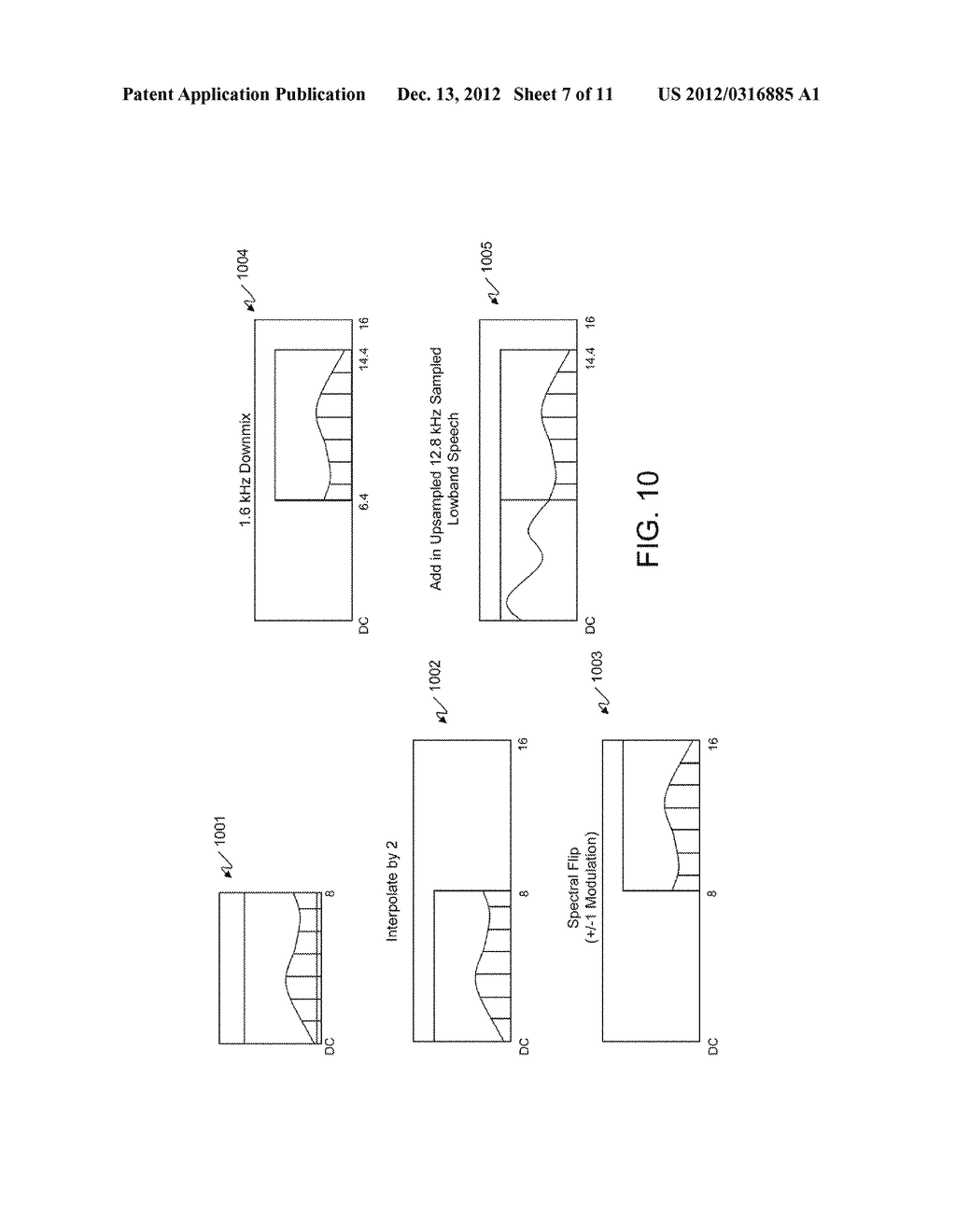 METHOD AND APPARATUS FOR ENCODING A SIGNAL - diagram, schematic, and image 08