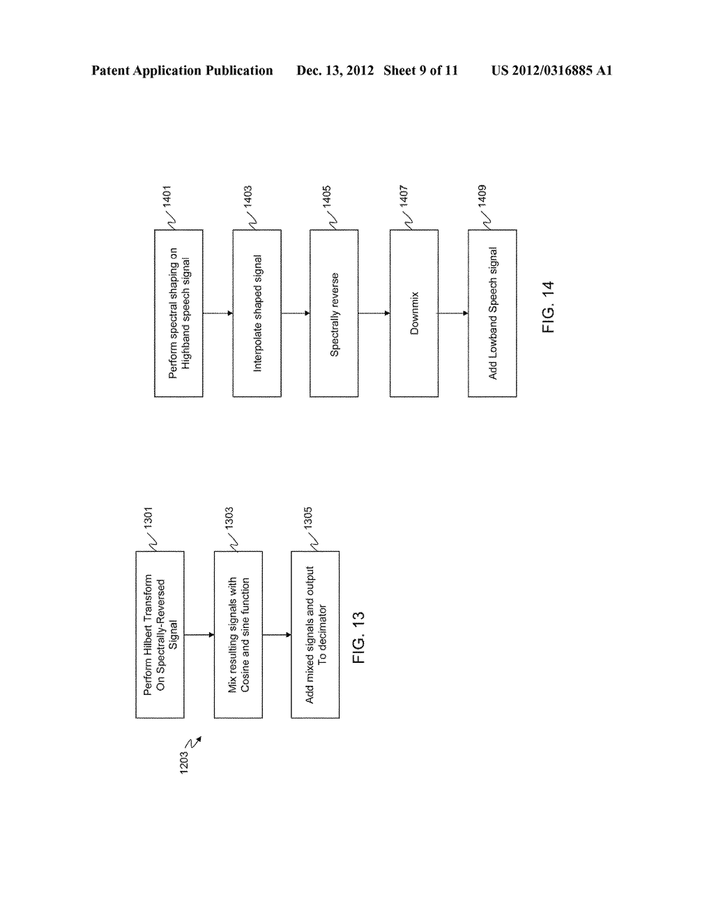 METHOD AND APPARATUS FOR ENCODING A SIGNAL - diagram, schematic, and image 10
