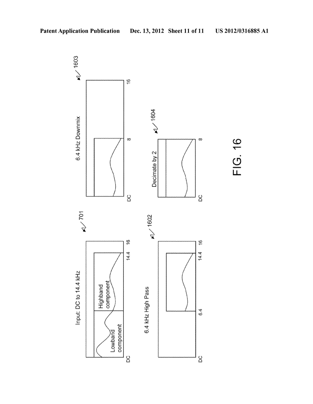 METHOD AND APPARATUS FOR ENCODING A SIGNAL - diagram, schematic, and image 12