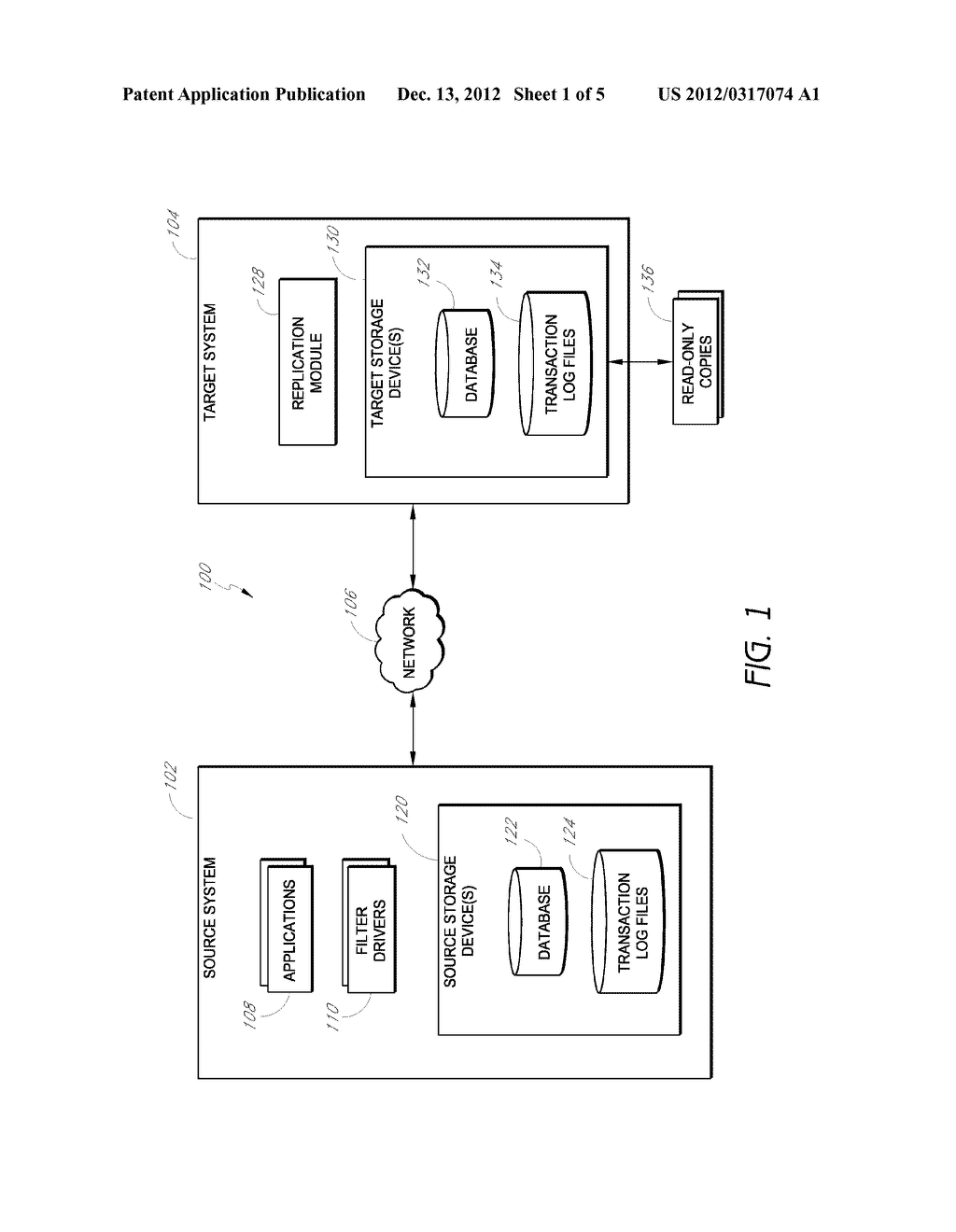 SYSTEMS AND METHODS FOR MANAGING REPLICATED DATABASE DATA - diagram, schematic, and image 02