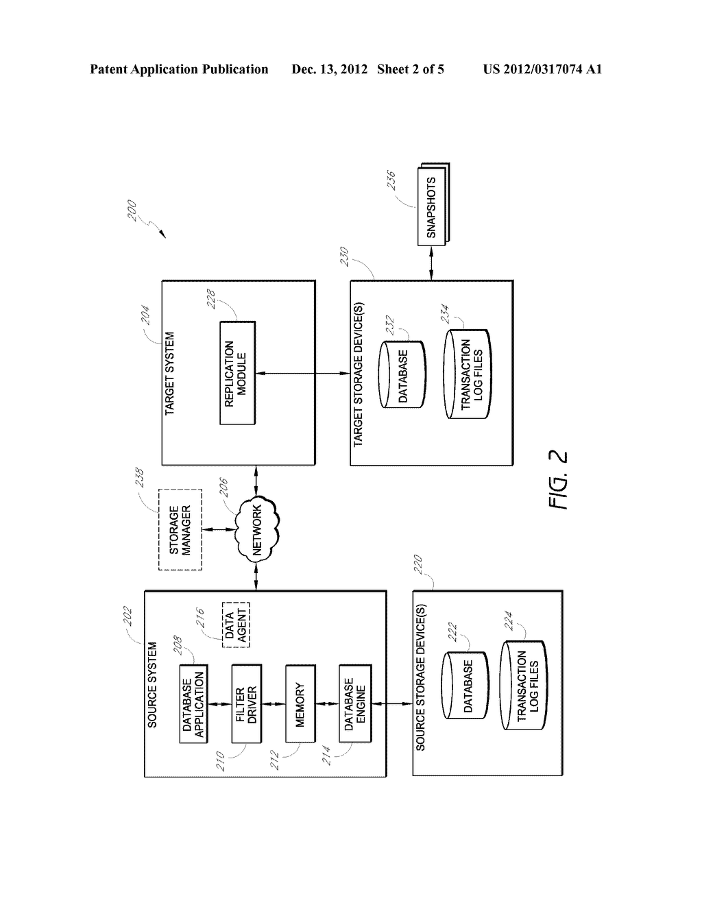 SYSTEMS AND METHODS FOR MANAGING REPLICATED DATABASE DATA - diagram, schematic, and image 03