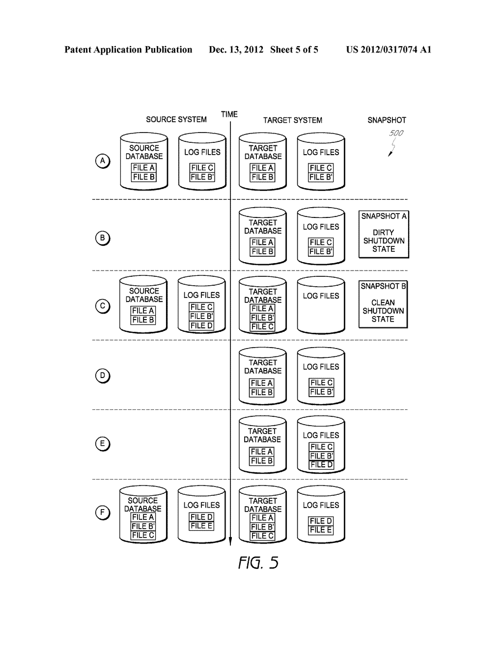 SYSTEMS AND METHODS FOR MANAGING REPLICATED DATABASE DATA - diagram, schematic, and image 06