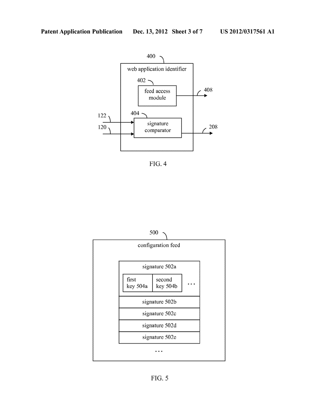 AUTOMATIC RECOGNITION OF WEB APPLICATION - diagram, schematic, and image 04