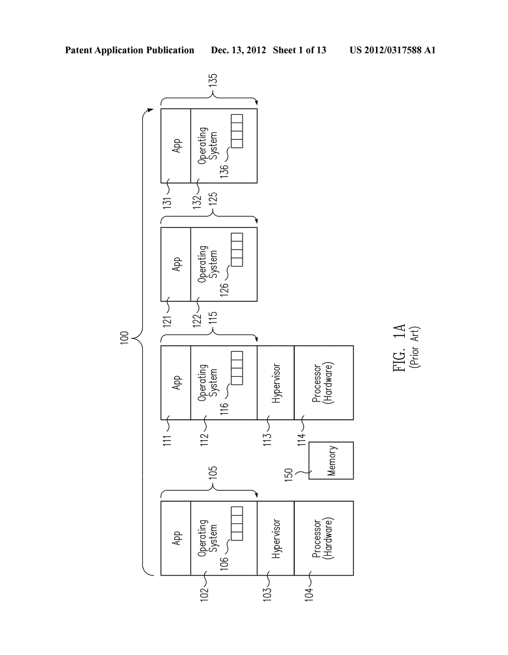 METHOD AND MESSAGE HANDLING HARDWARE STRUCTURE FOR VIRTUALIZATION AND     ISOLATION OF PARTITIONS - diagram, schematic, and image 02