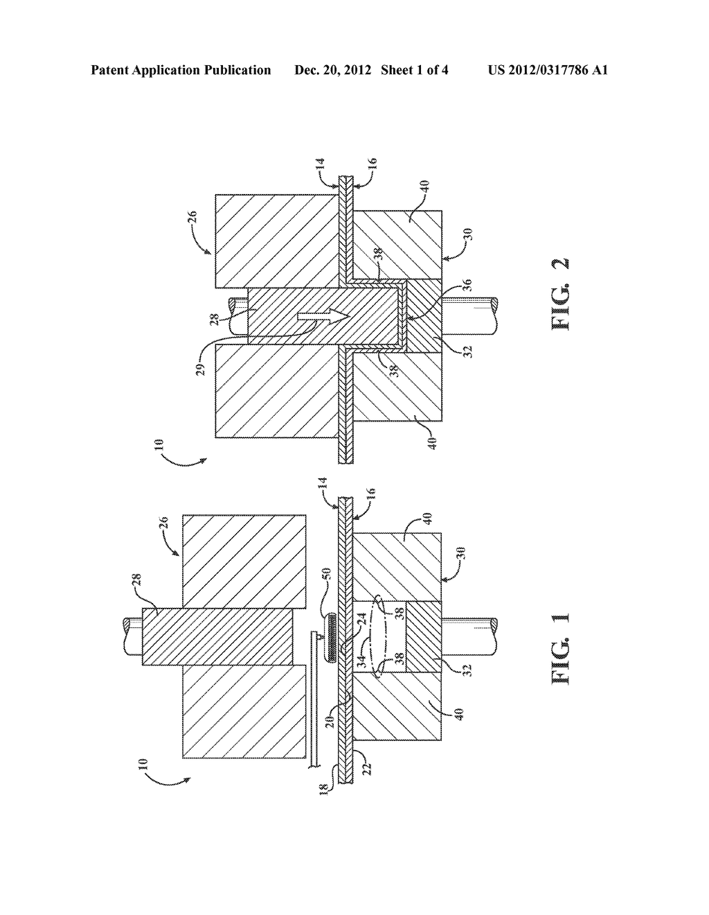 METHOD AND APPARATUS FOR JOINING MULTIPLE COMPONENTS - diagram, schematic, and image 02