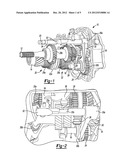TRANSMISSION WITH REVERSE IDLER GEAR SYNCHRONIZATION SYSTEM diagram and image