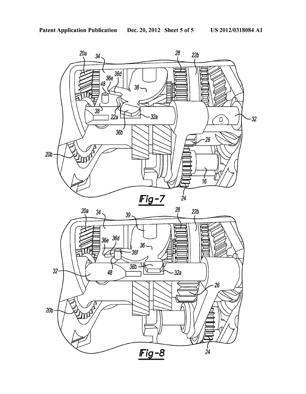 TRANSMISSION WITH REVERSE IDLER GEAR SYNCHRONIZATION SYSTEM - diagram, schematic, and image 06