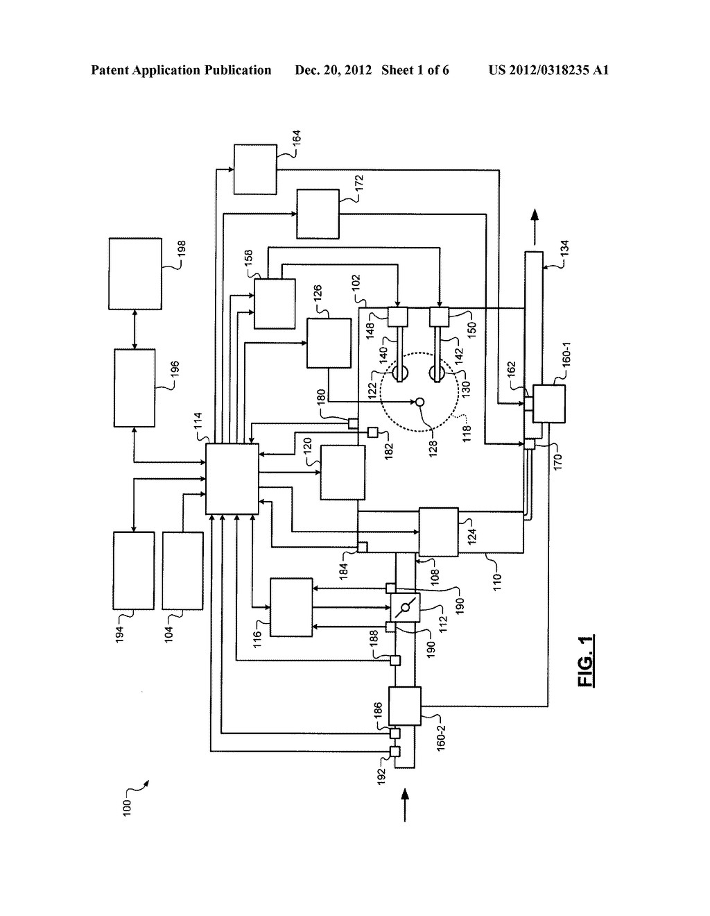 CONTROL SYSTEM AND METHOD FOR COORDINATING THROTTLE AND BOOST - diagram, schematic, and image 02