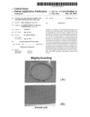 TANTALUM COIL FOR SPUTTERING AND METHOD FOR PROCESSING THE COIL diagram and image
