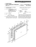 SYSTEM FOR VERTICALLY FORMING CONCRETE PANELS diagram and image