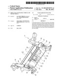 FRONT AXLE SYSTEM FOR A VEHICLE AND MOTOR VEHICLE diagram and image