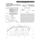 CURTAIN AIRBAG DEVICE FOR VEHICLE diagram and image