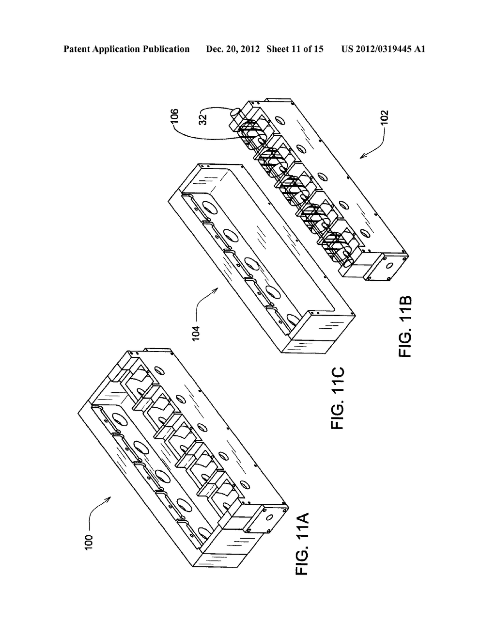 SINGLE INPUT AND MULTI-OUTPUT DRIVE SYSTEM UTILIZING AN ACTIVE MATERIAL     ACTUATED TRANSMISSION - diagram, schematic, and image 12