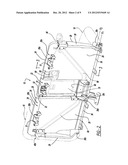 MODULAR SEAT ASSEMBLY FOR A VEHICLE diagram and image