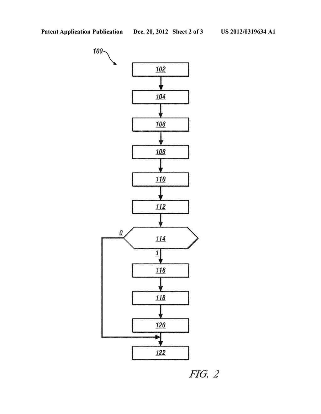 METHOD AND APPARATUS FOR INITIALIZING AN ELECTRIC POWER CONTROL SCHEME - diagram, schematic, and image 03