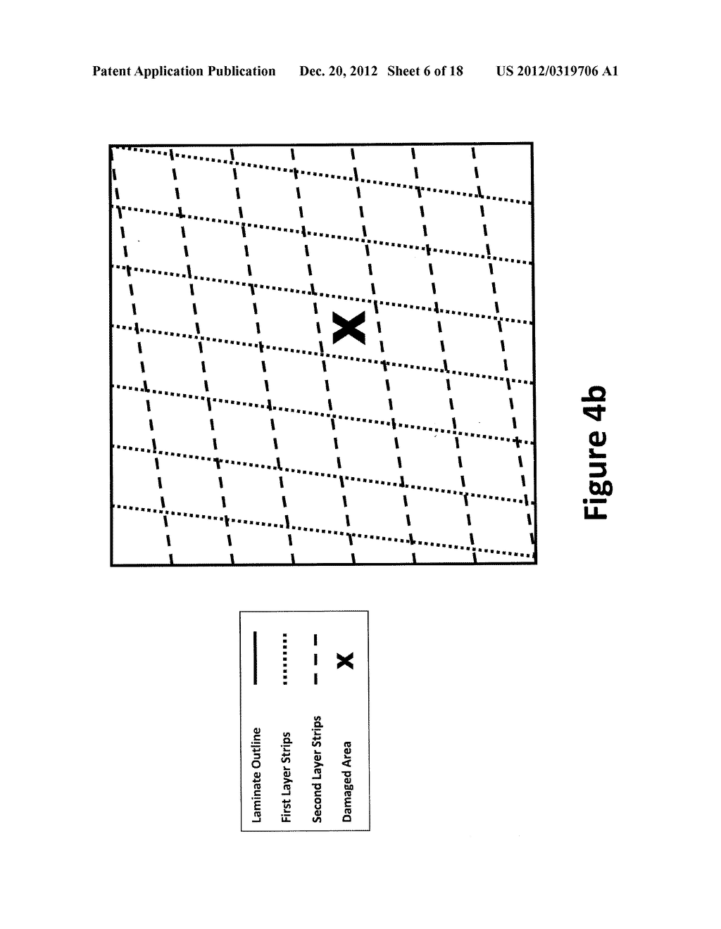 CAPACITANCE-BASED SYSTEM HEALTH MONITORING SYSTEM, APPARATUS AND METHOD     FOR LAYERED STRUCTURE - diagram, schematic, and image 07