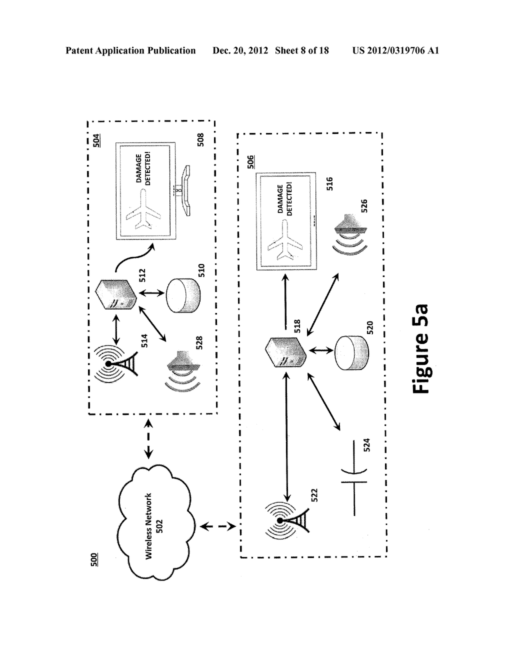 CAPACITANCE-BASED SYSTEM HEALTH MONITORING SYSTEM, APPARATUS AND METHOD     FOR LAYERED STRUCTURE - diagram, schematic, and image 09