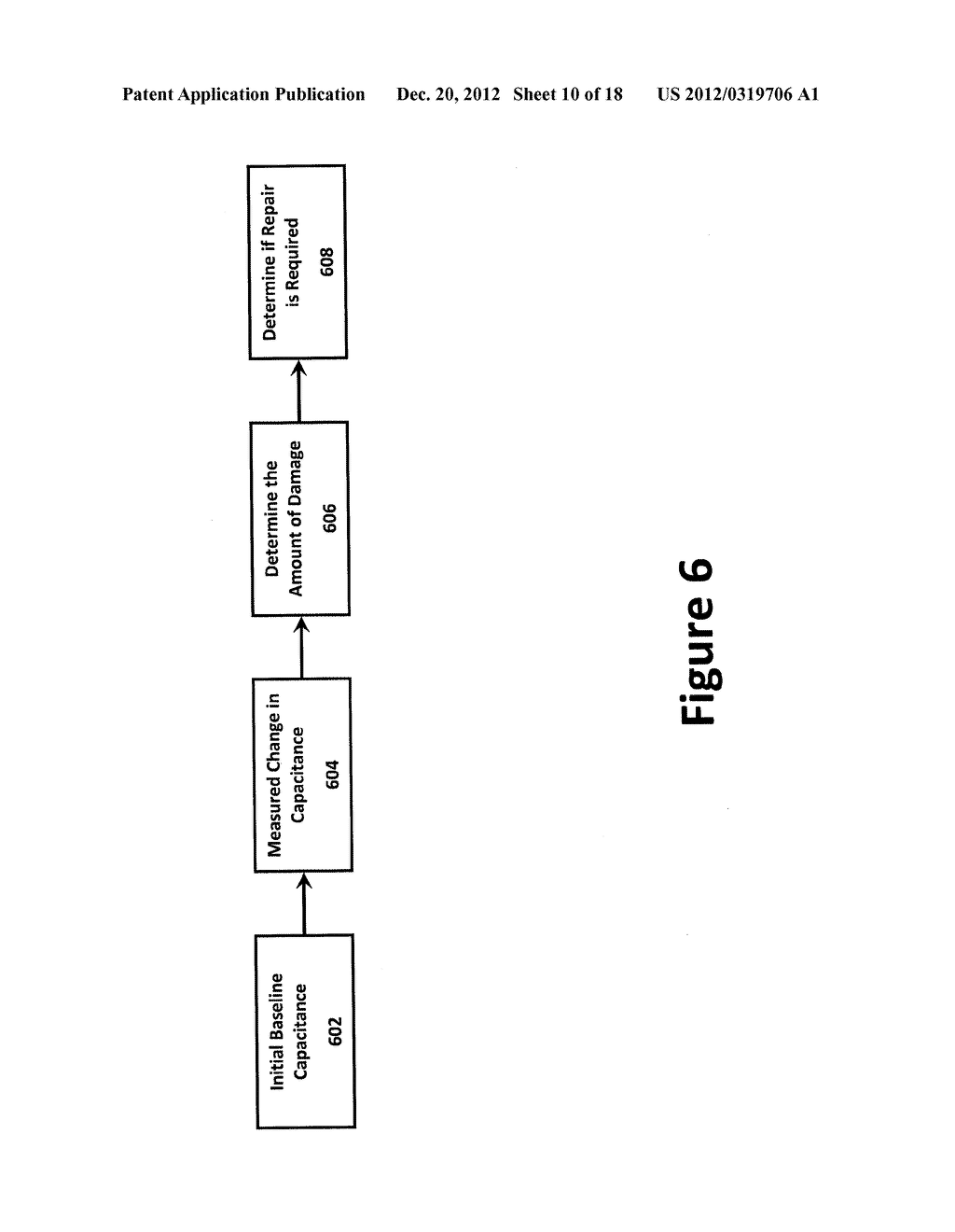 CAPACITANCE-BASED SYSTEM HEALTH MONITORING SYSTEM, APPARATUS AND METHOD     FOR LAYERED STRUCTURE - diagram, schematic, and image 11