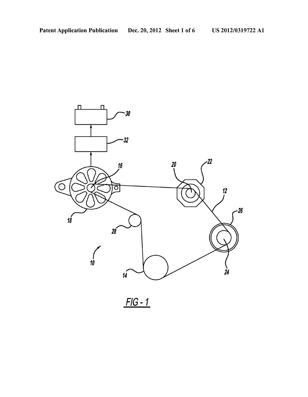METHOD AND APPARATUS FOR ALTERNATOR STATOR TURN-TO-TURN SHORT DETECTION - diagram, schematic, and image 02