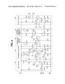 SIGNAL OUTPUT CIRCUIT diagram and image