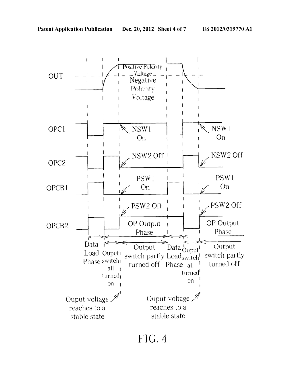 Output Buffer Circuit Capable of Enhancing Stability - diagram, schematic, and image 05