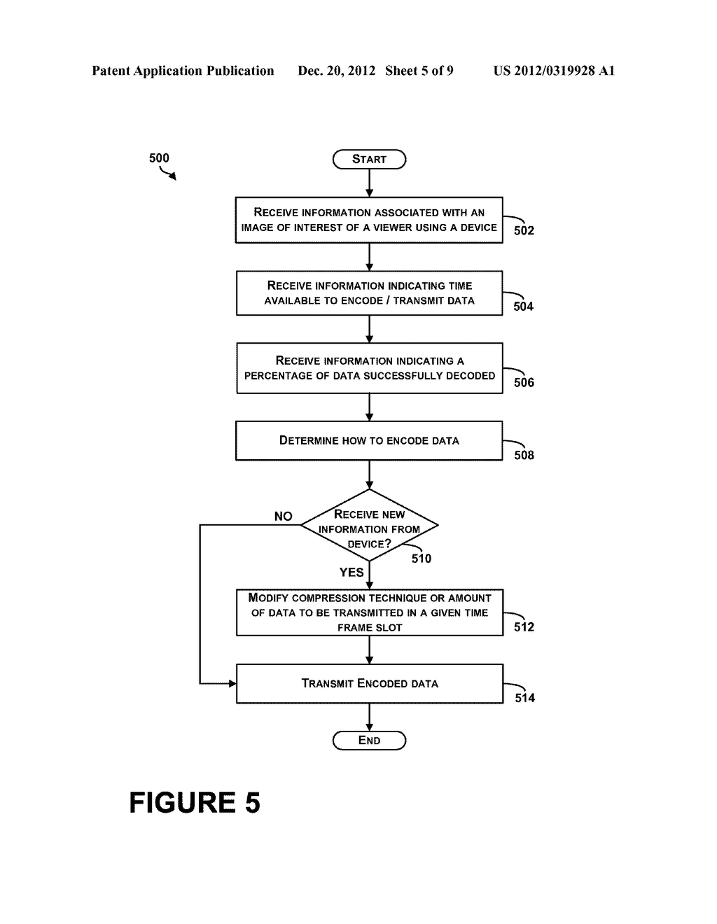 Systems and Methods for Adaptive Transmission of Data - diagram, schematic, and image 06