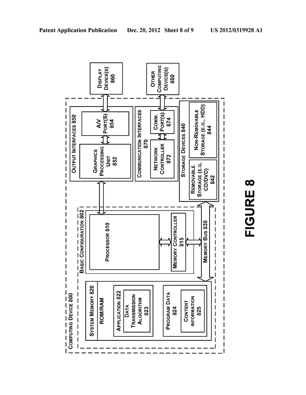 Systems and Methods for Adaptive Transmission of Data - diagram, schematic, and image 09