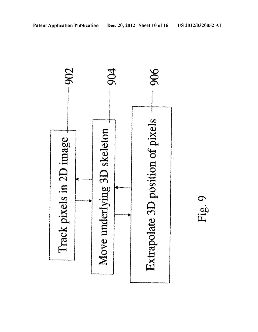 SYSTEM AND METHOD FOR 3D SPACE-DIMENSION BASED IMAGE PROCESSING - diagram, schematic, and image 11