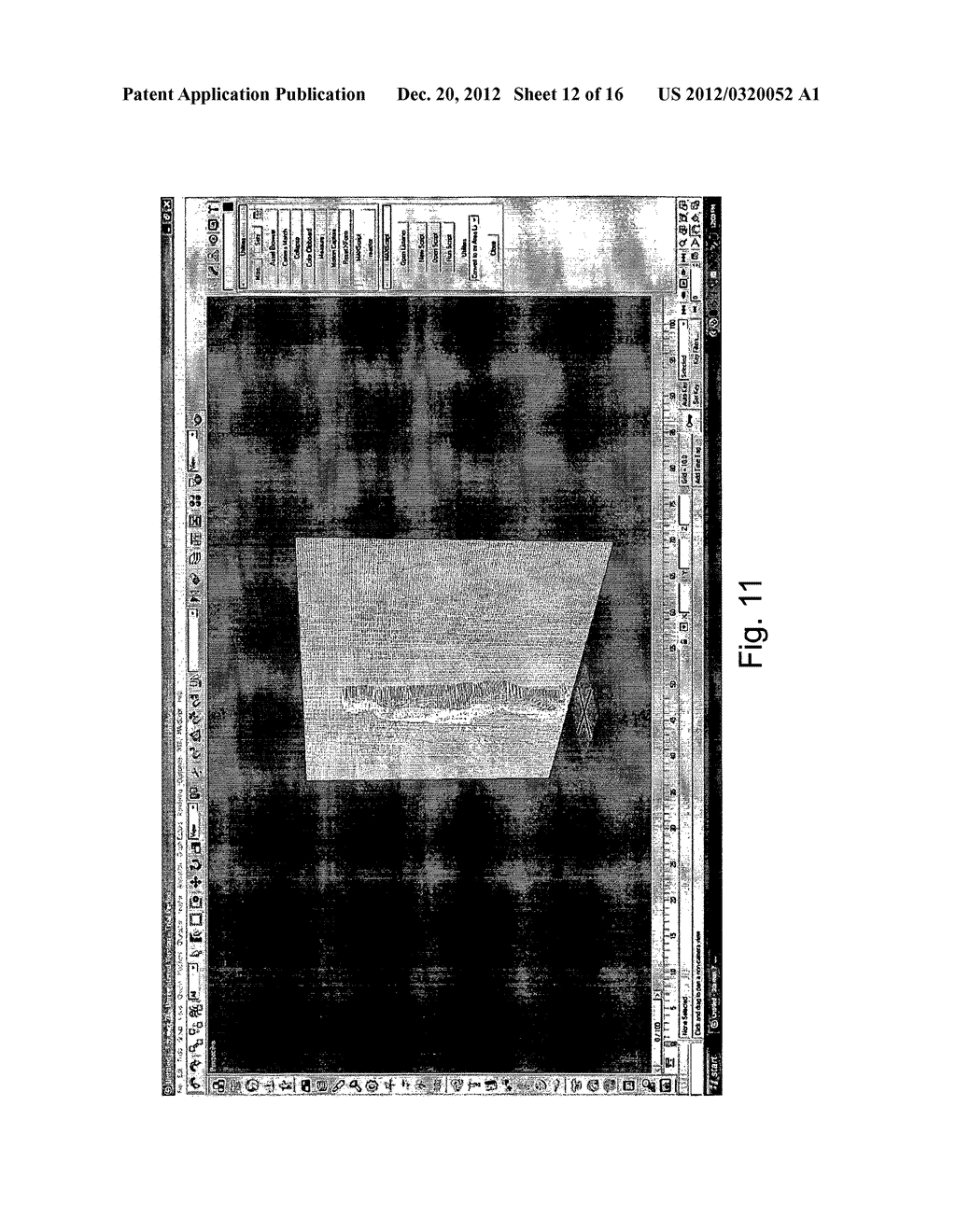 SYSTEM AND METHOD FOR 3D SPACE-DIMENSION BASED IMAGE PROCESSING - diagram, schematic, and image 13