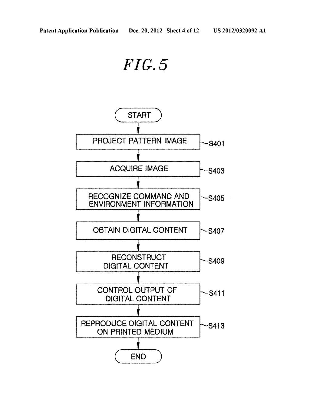 METHOD AND APPARATUS FOR EXHIBITING MIXED REALITY BASED ON PRINT MEDIUM - diagram, schematic, and image 05