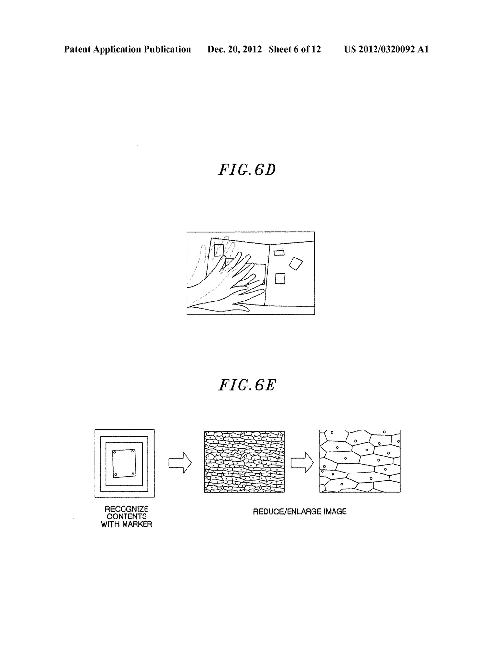 METHOD AND APPARATUS FOR EXHIBITING MIXED REALITY BASED ON PRINT MEDIUM - diagram, schematic, and image 07