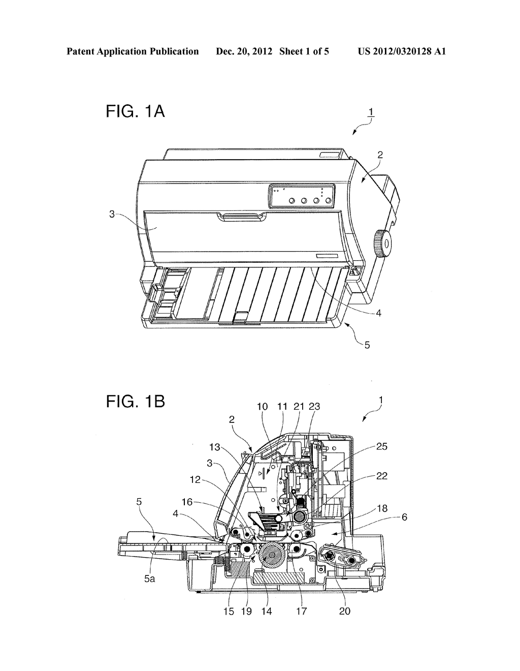 PLATEN GAP ADJUSTMENT MECHANISM AND PRINTER - diagram, schematic, and image 02